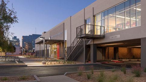 Parsons Center for Health & Wellness