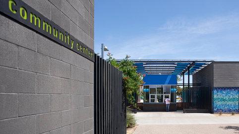 City of Phoenix Maryvale Pool House