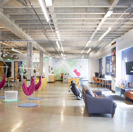 One-N-Ten Youth Center Recognized in Contract Magazine's Inspiration Awards