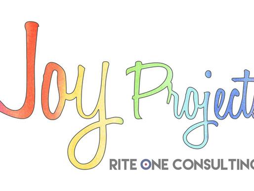 Joy Projects: 20% Pledge