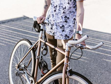 Bicycles: Proper Storage