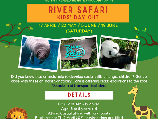 River Safari!