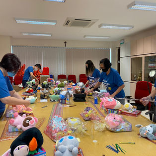 IKEA's Social Day with Boys' Town Sanctuary Care (1 December 2020 and 2 December 2020)