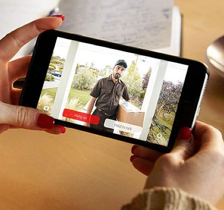 SkyBell Video Doorbell App Long Island