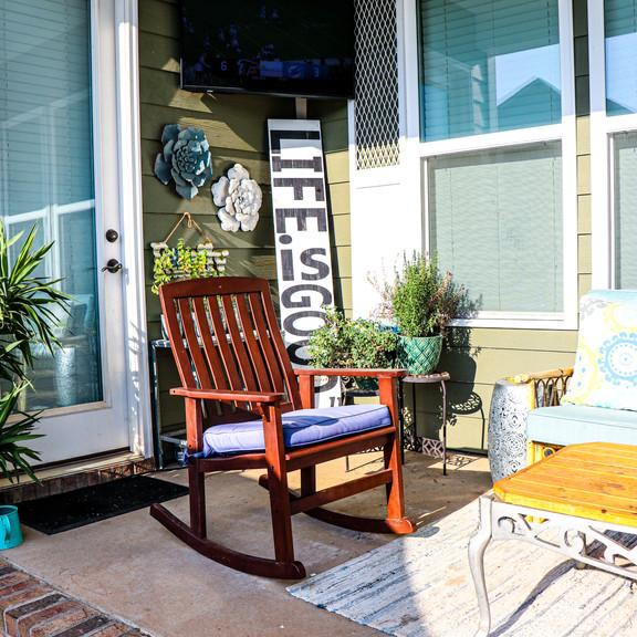 Back Porch Lifestyle