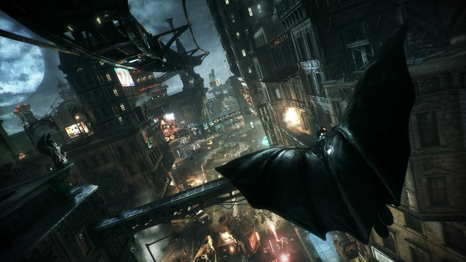 Arkham Knight and the Paradox of Scope