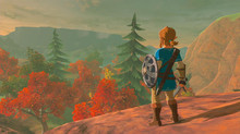 A Link to the Past, and Present, and Future: Breath of the Wild