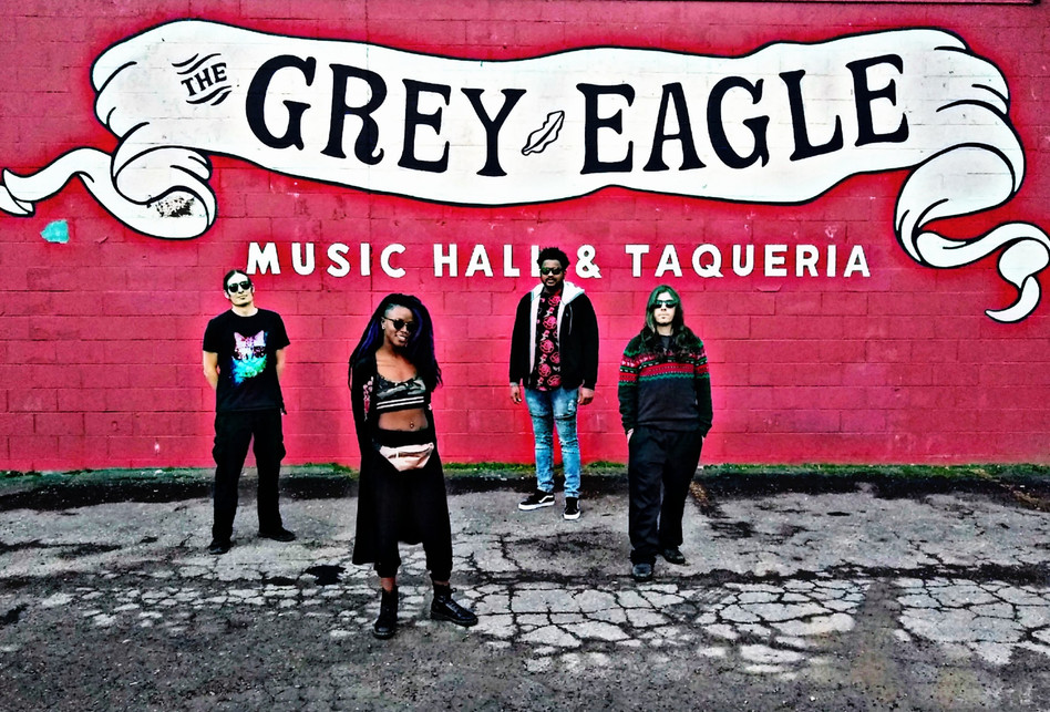 April B. & The Cool at The Grey Eagle