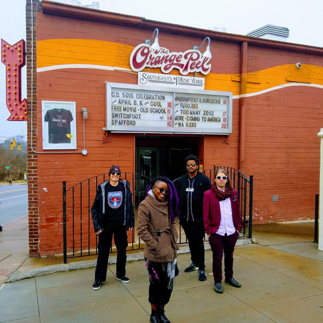 April B. & The Cool at The Orange Peel