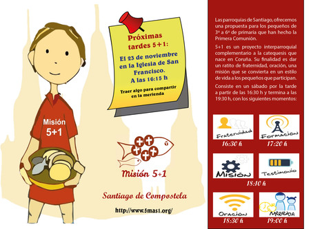 1° Encuentro 5 + 1