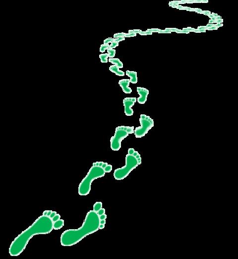 huellas de pies en verde.png