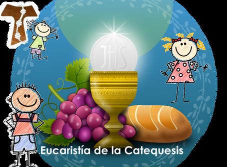 Eucaristía de la Catequesis (5/3/20) - reflexión interactiva