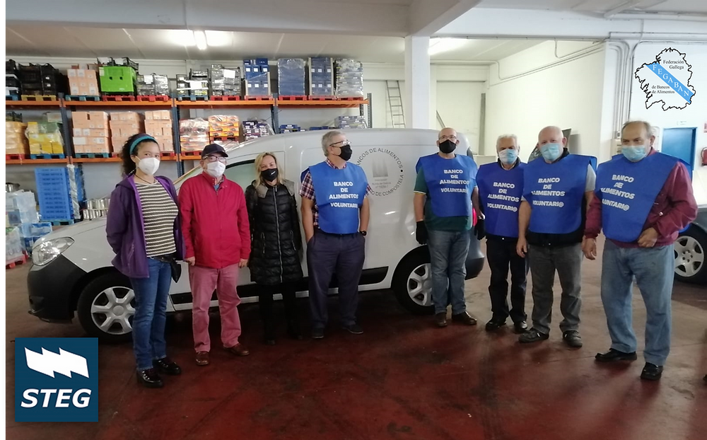 Sindicato de Traballadores do Ensino Galego en FEGABAN