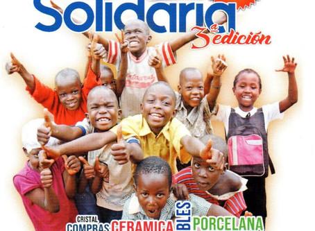 ¡3ª Feria Solidaria!