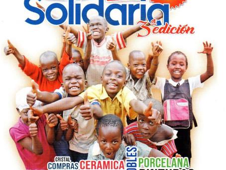3ª Feira Solidaria!