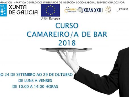 Copia de Curso camareiro/a de bar 2018