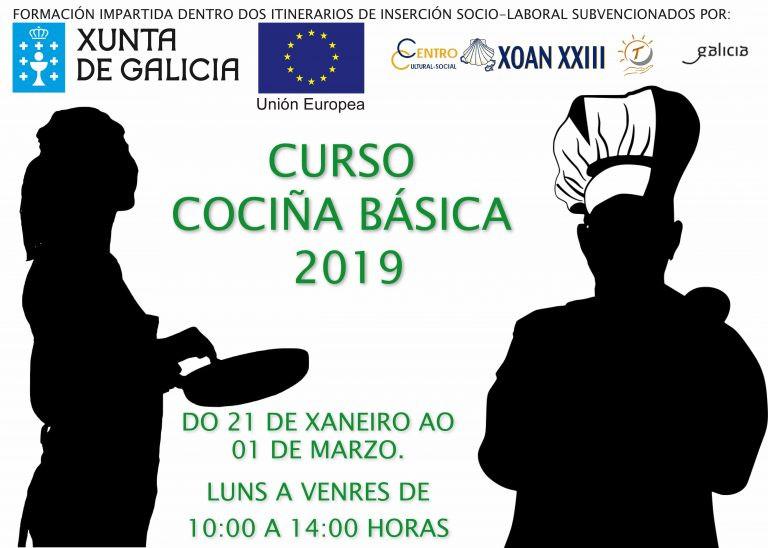 Curso de Cocina Básica 2019