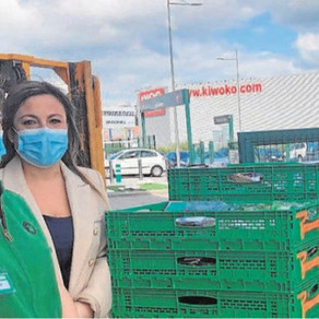 Mercadona dona 8.000 kilos de productos de primera necesidad FEGABAN