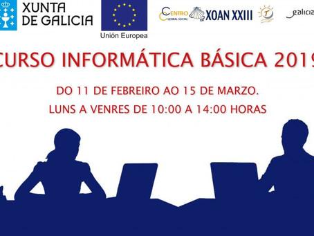 Curso de Informática Básica 2019