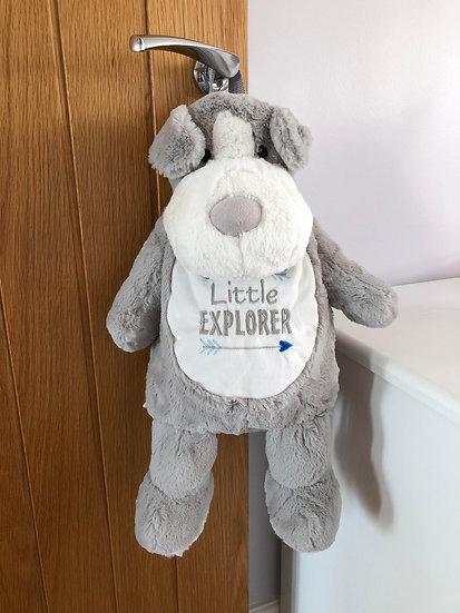 'Little Explorer' Dog Backpack