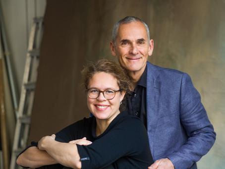Välkommen till INDEA Erica och Alan Wright