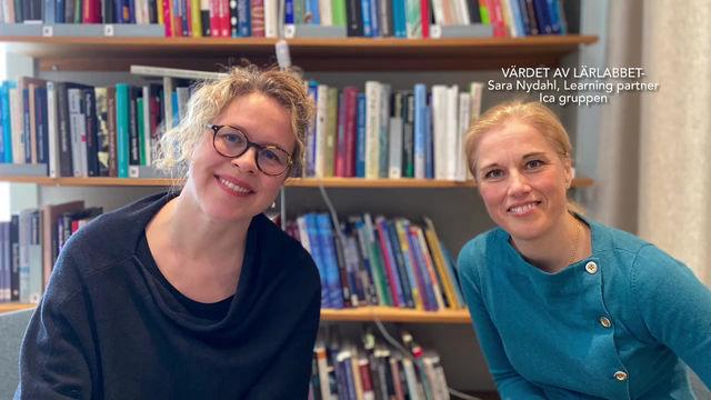 Sara Nydahl om värdet av att ha gått Lärlabbet