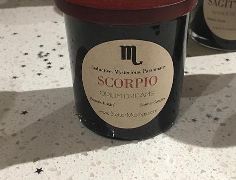Scorpio Opium Dreams Rustic