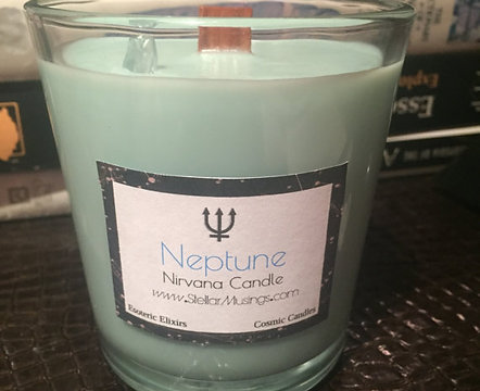 Neptune Candle