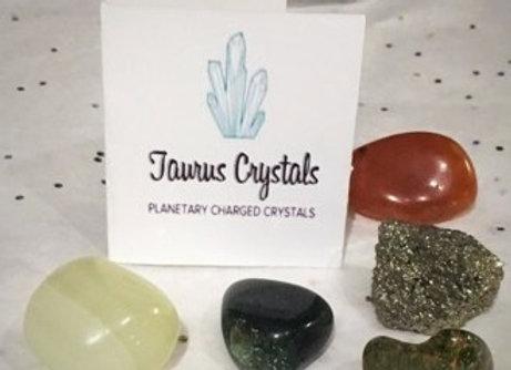 Taurus Crystals