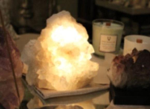 Quartz Cluster Lamps