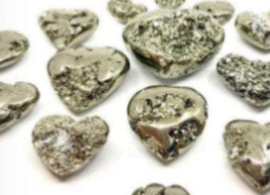Pyrite Hearts