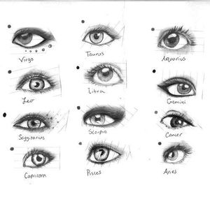 Eyes of The Zodiac