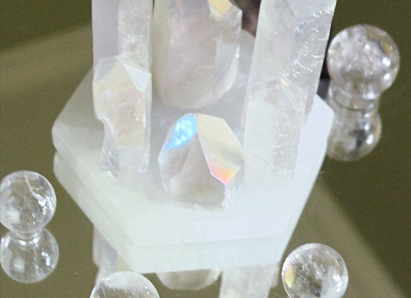 Angel Aura Quartz Point