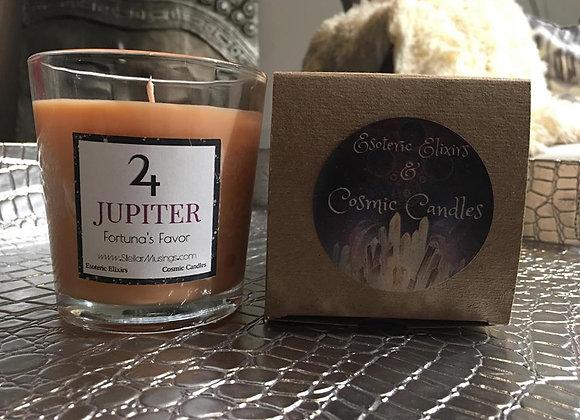 Jupiter Candle