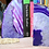 Thumbnail: Purple Agate Bookends