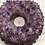 Thumbnail: Amethyst Crown Candle Holder