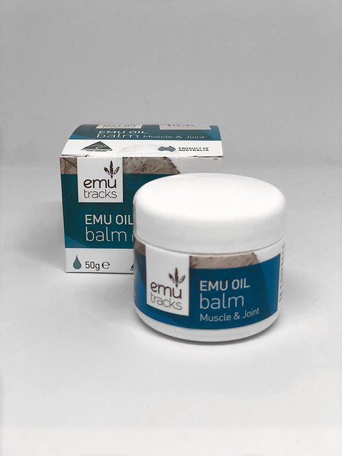 Emu Oil Balm - Muscle & Joint 50g