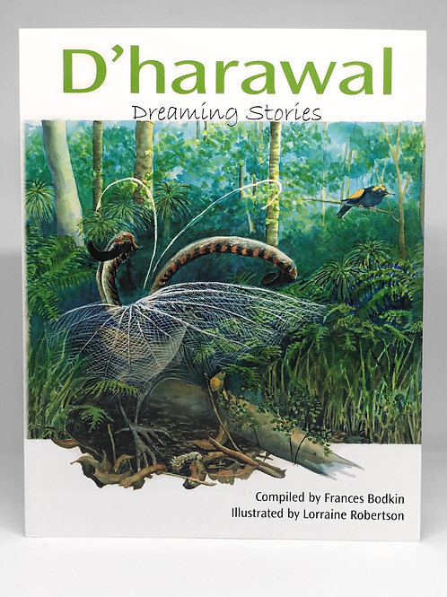 D'harawal - Dreaming Stories by F. Bodkin