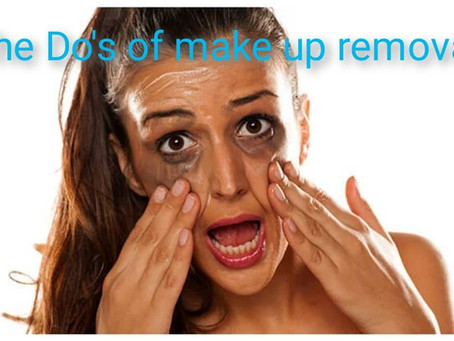 How to Remove Make Up The Right Way