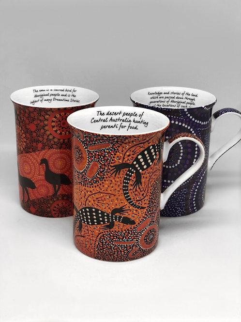 Fine Bone China Mugs