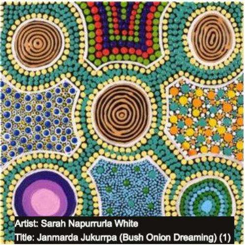 Indigenous Art 30 x 30 cm