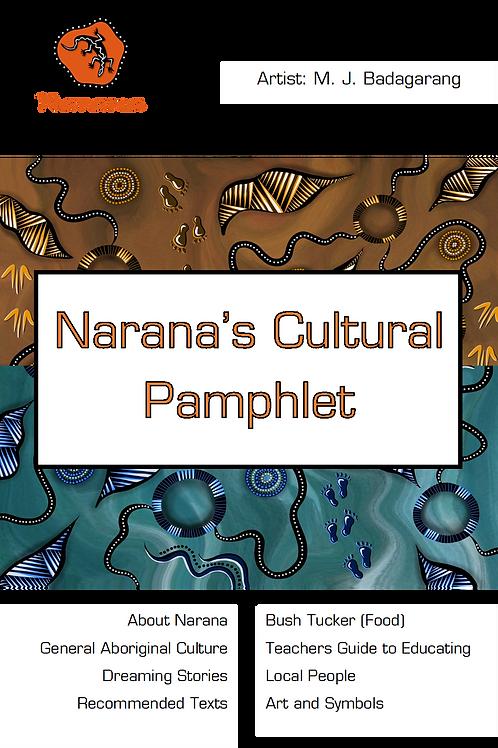 Narana Information Pamphlet