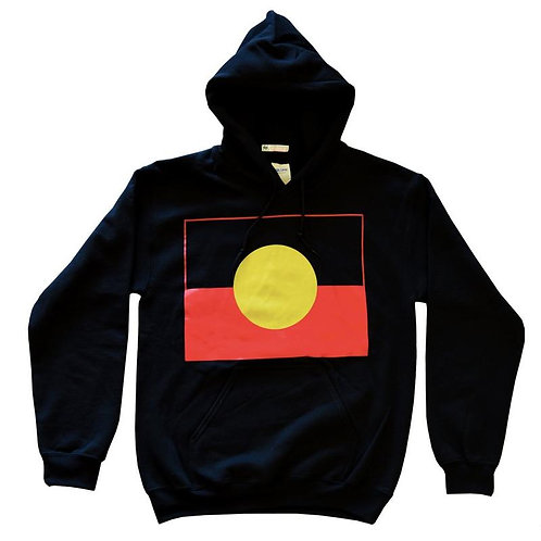 Aboriginal Flag Hoodie