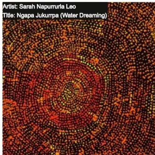 Indigenous Art 30 x 30cm