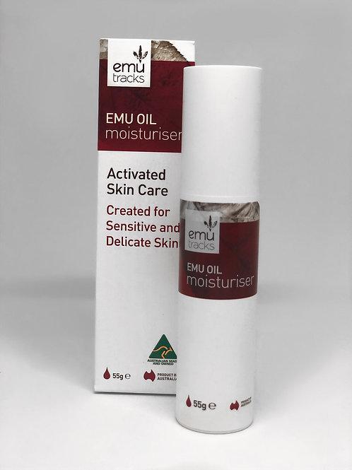 Emu Oil Moisturiser 55g