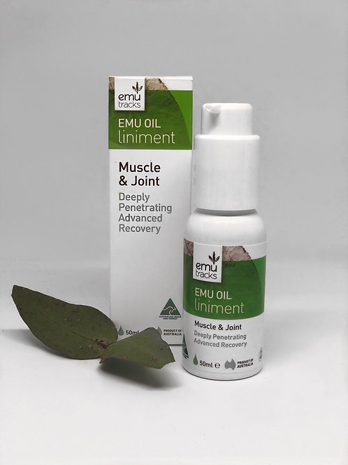 Emu Oil - Muscle & Joint 50ml
