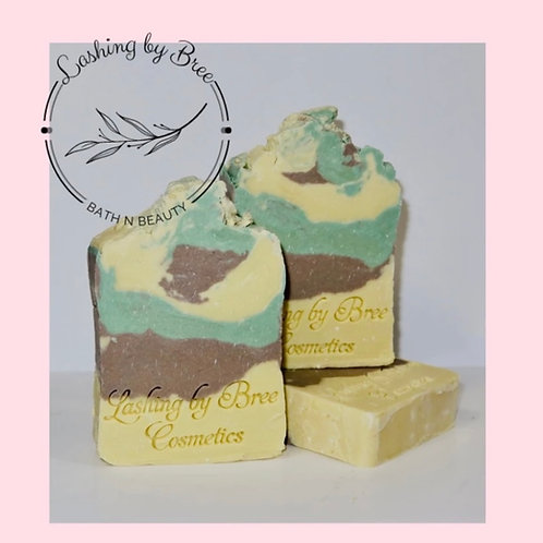 HAND MADE PRESSED SOAPS
