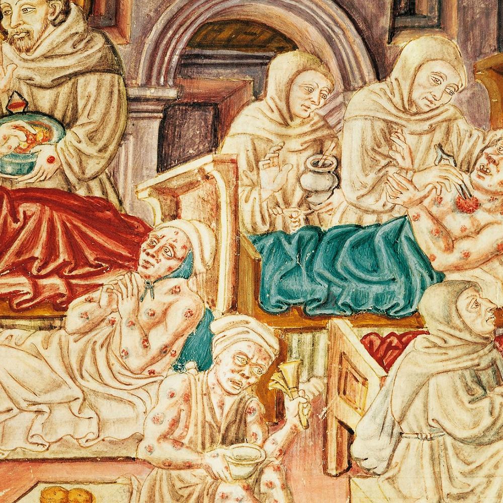 soins et religion au moyen age