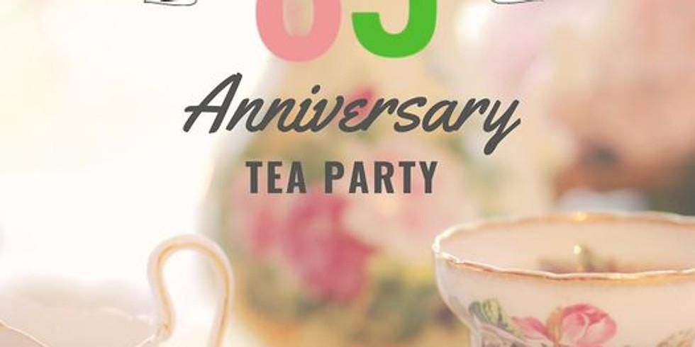 Beta Mu Omega 85th Anniversary Tea Party (Open)