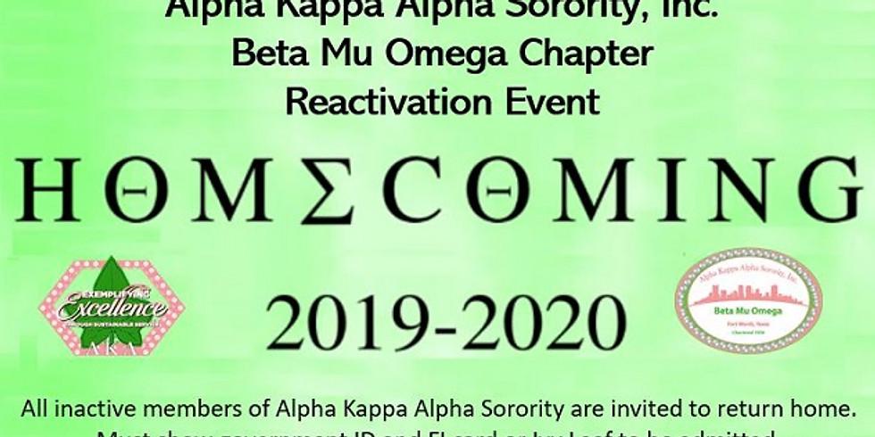 AKA Reactivation Event